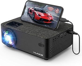 Vilinice VL208 5000-Lumens LCD Portable Projector