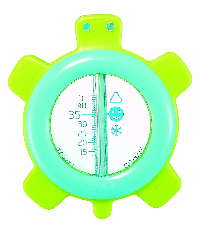Bébé Confort Thermometre De Bain Tortue Ondes Positives Bleu Bebeconfort 32000138
