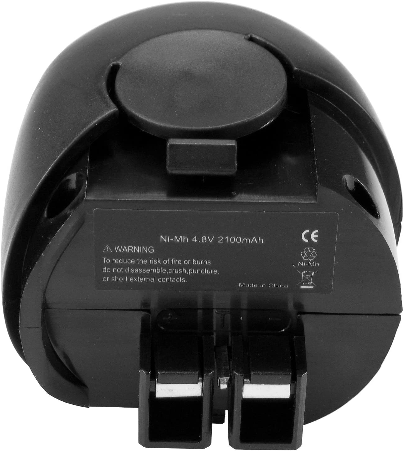 Joiry 4.8V 3.5Ah Ni-MH Batterie Ersetzen f/ür Metabo 6.27270 6.27271 6.27273 6.31858 60005952 631858000 PowerGrip 2 Powermaxx