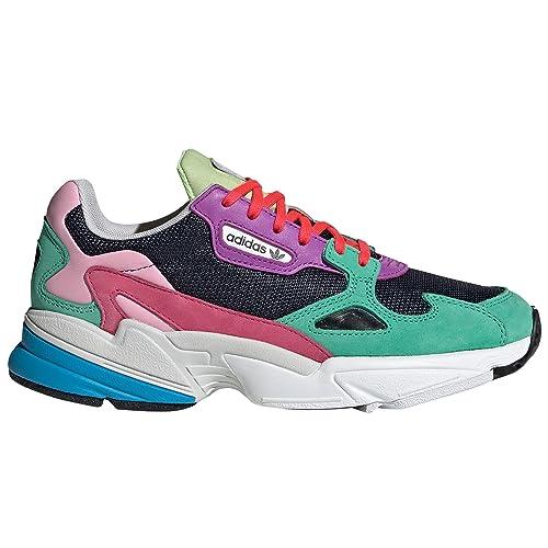 Adidas Falcon W, Zapatillas de Deporte para Mujer. Sneaker: Amazon.es: Zapatos y complementos