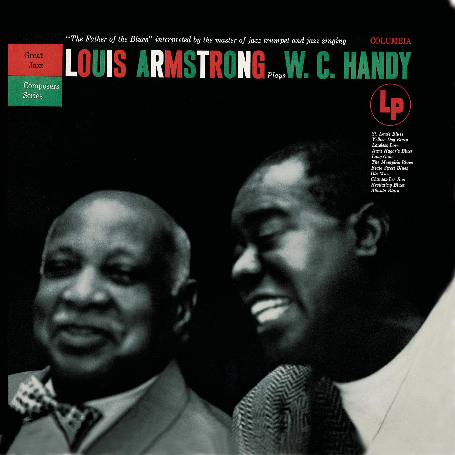 Louis Armstrong Plays W.C. Handy by Sony Legacy