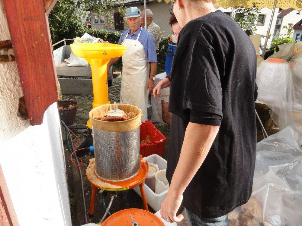Sac pour pressoir 40 L Speidel