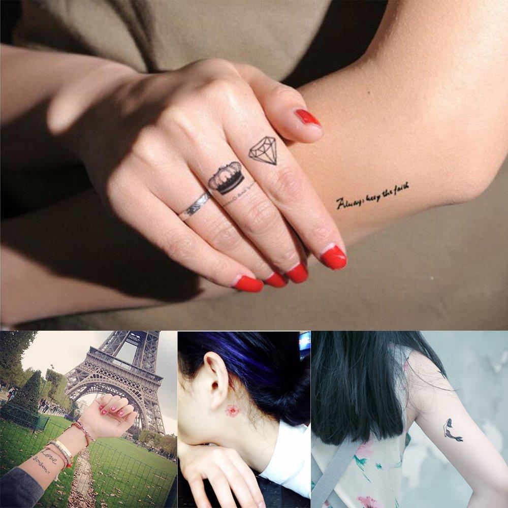 limeo klebetattoos adultos Tattoo Pegatinas piel resistente al agua Tatuajes Tattoo klebetattoos Tattoo Pegatinas temporales tatuaje resistente al agua ...