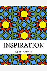 Inspiration: An Adult Coloring Book for Christians - Volume 1 Paperback