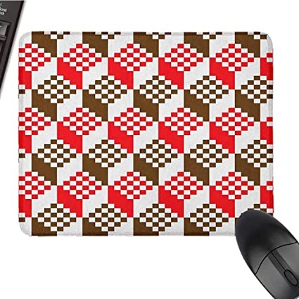 Amazon com : Office Mouse Pad Abstract, Vintage Dimension