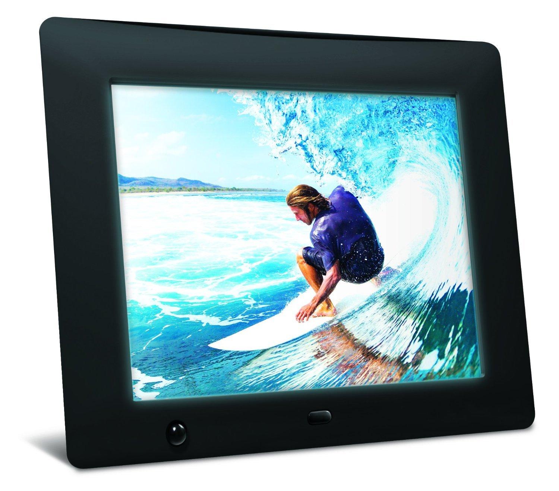 NIX 8 inch Hi-Res Digital Photo Frame with Motion Sensor (X08D) product