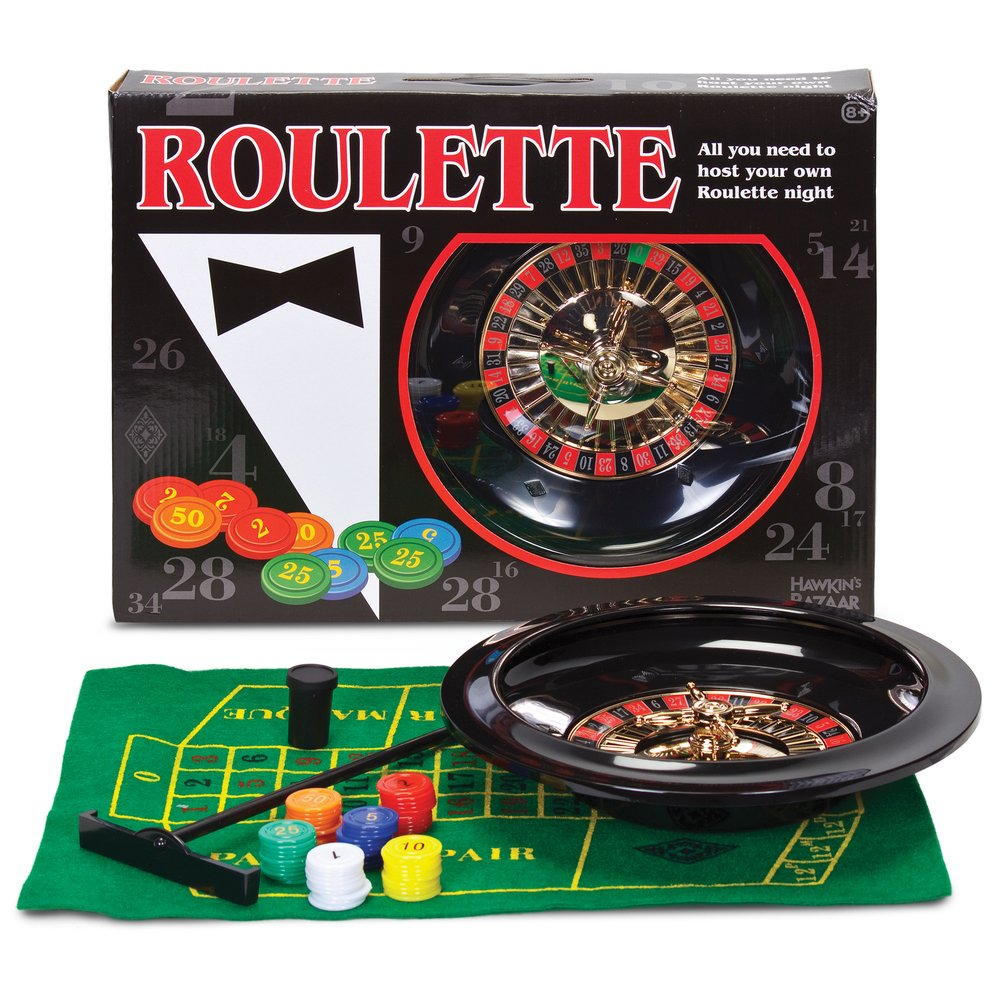 Roulette Toyday Traditional & Classic Toys