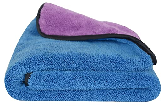 49 opinioni per Sinland asciugamani microfibra 720gsm Ultra Spessa tovagliolo di secchezza Auto