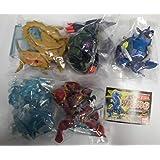 ガシャポン 遊戯王 リアルコレクション 全5種セット