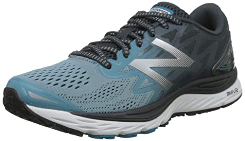55c0d6bdae6d0 New Balance Men's Solvi Running Shoes, Blue (Light Blue), 6.5 UK (