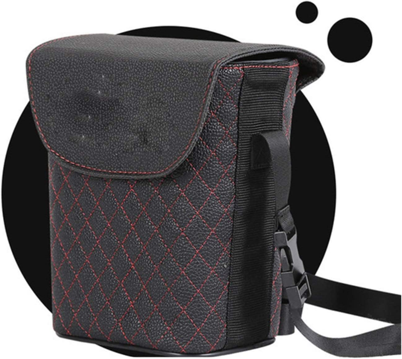 Red Maserati Personalised Messenger Shoulder Bag