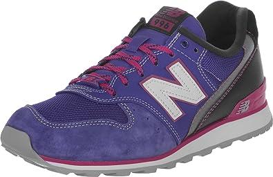 New BalanceWR996 - Zapatillas de Running Mujer, Color Morado, Talla 35: Amazon.es: Zapatos y complementos