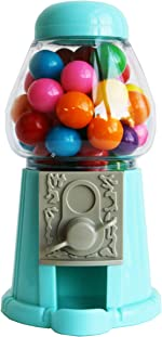 ModParty Blue Gumball Machine Kids Party Favors, Set of 6, Bubble