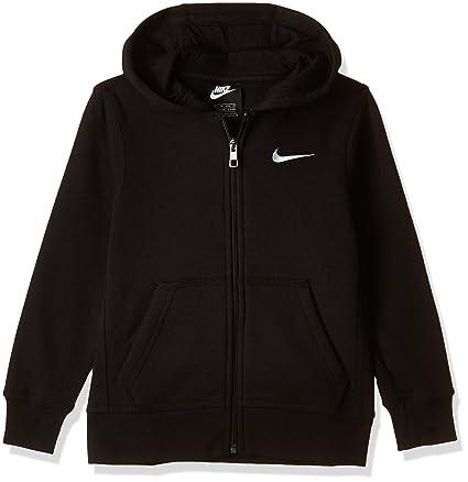 competitive price cute cheap factory price Nike - Young Athletes 76 - Brushed Sweat-shirt à capuche zippé - Mixte  Enfant