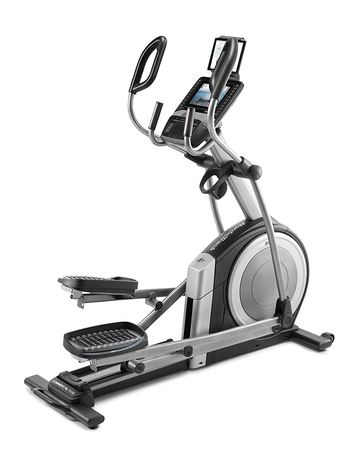 Commercial 14.9 Elliptical Training Machine