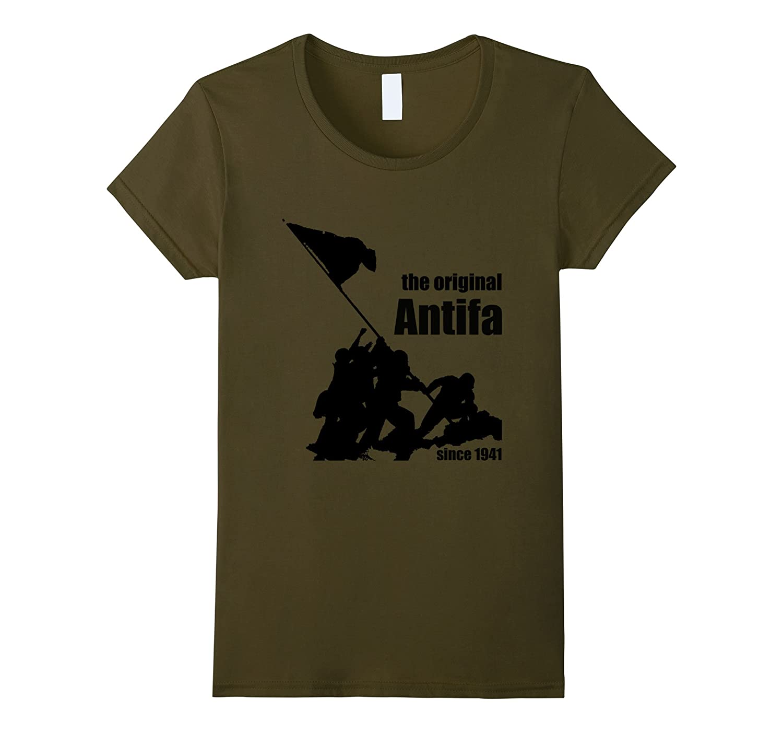 The Original Antifa WW2 Soldiers T Shirt