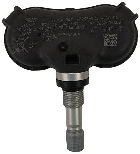 Tpms Sensor Honda >> Honda 42753 Tr3 A81 Automotive Accessories