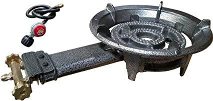 always-quality Portable Large High Pressure Propane Burner Gas Stove Cooking Camping Outdoor