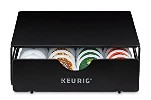 Keurig 5000197730 24ct Storage Drawer Coffee Machine Accessory 24 Count Black