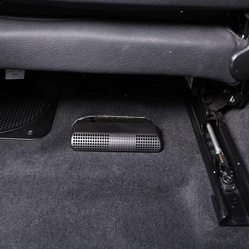 Presa di aria condizionata sotto il sedile per Serie 3 4 GT F30 F34 316li 320li 2013 DIYUCAR 2018