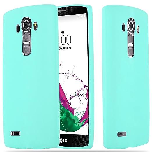 11 opinioni per Cadorabo- Custodia Candy silicone TPU LG G4 super sottile per- Case Cover