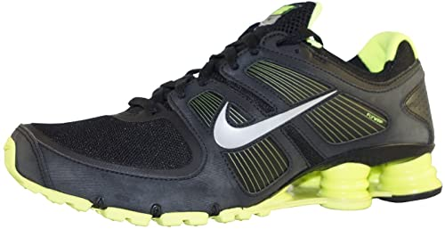 Image Unavailable. Image not available for. Colour  Nike Shox Turbo + 11  Shoes Black Size  6.5 UK 484eb1f99