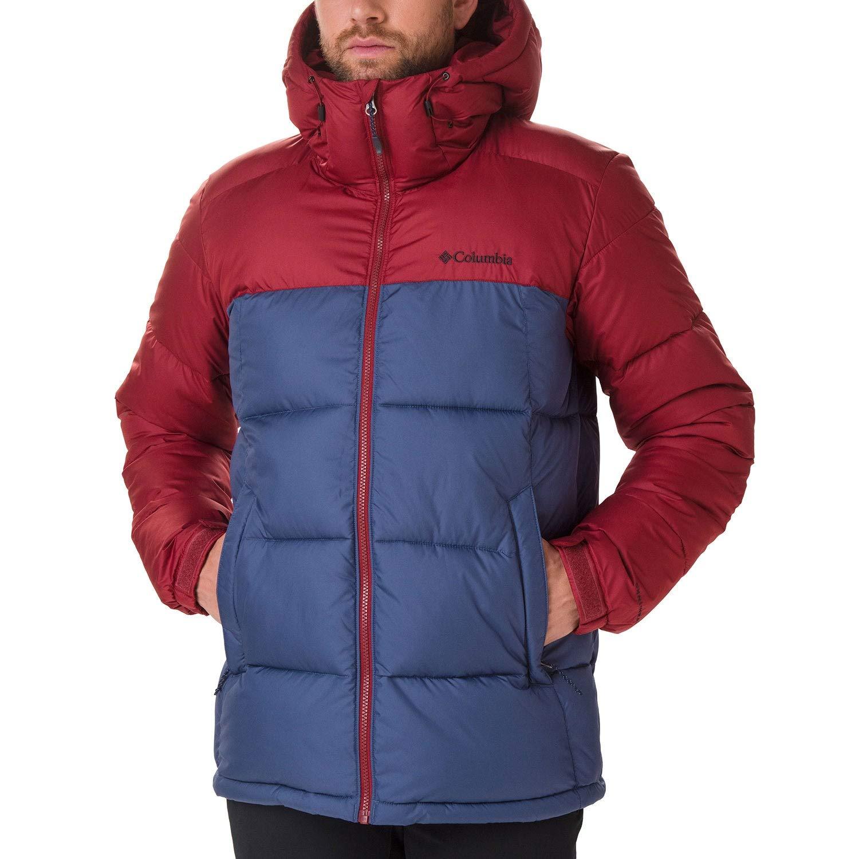 Columbia Herren Pike Lake Hooded Insulated Jacket