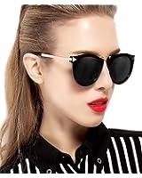 ATTCL® Fashion Wayfarer polarisées Lunettes de soleil femmes