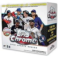 $51 » Topps MLB Chrome Updates Baseball Trading Card Mega Box