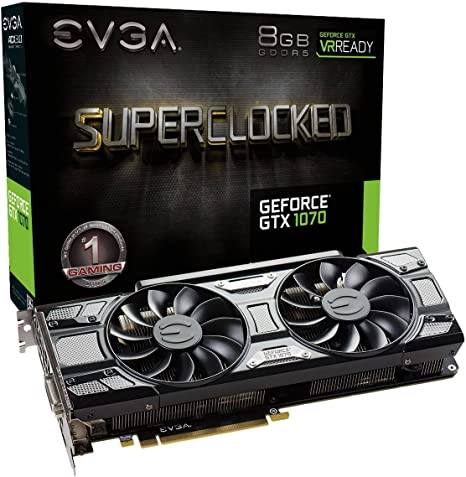 EVGA GeForce GTX 760 Superclocked ACX Tarjeta gráfica