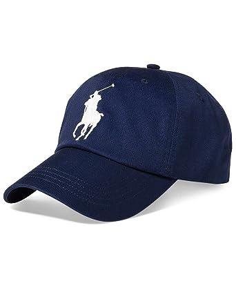Ralph Lauren Gorra color azul Big pony - Talla única, Marino ...