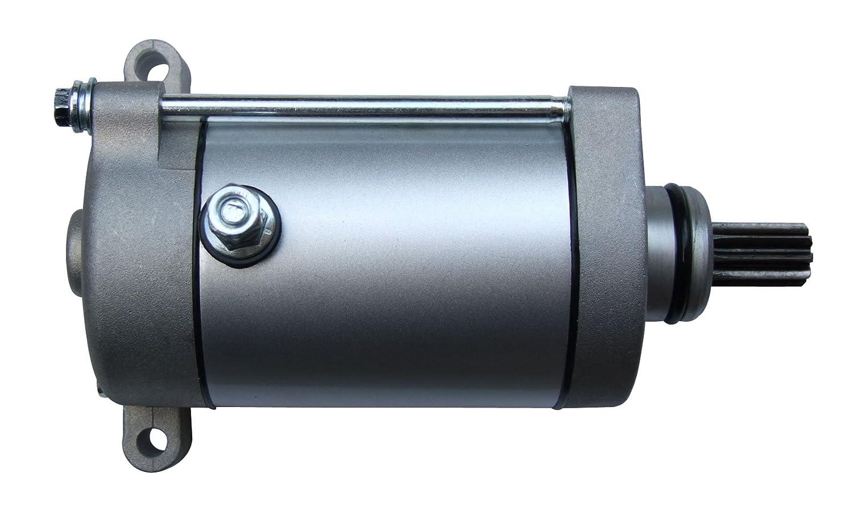 shamofeng Anlasser f/ür Yamaha Grizzly 600 YFM600