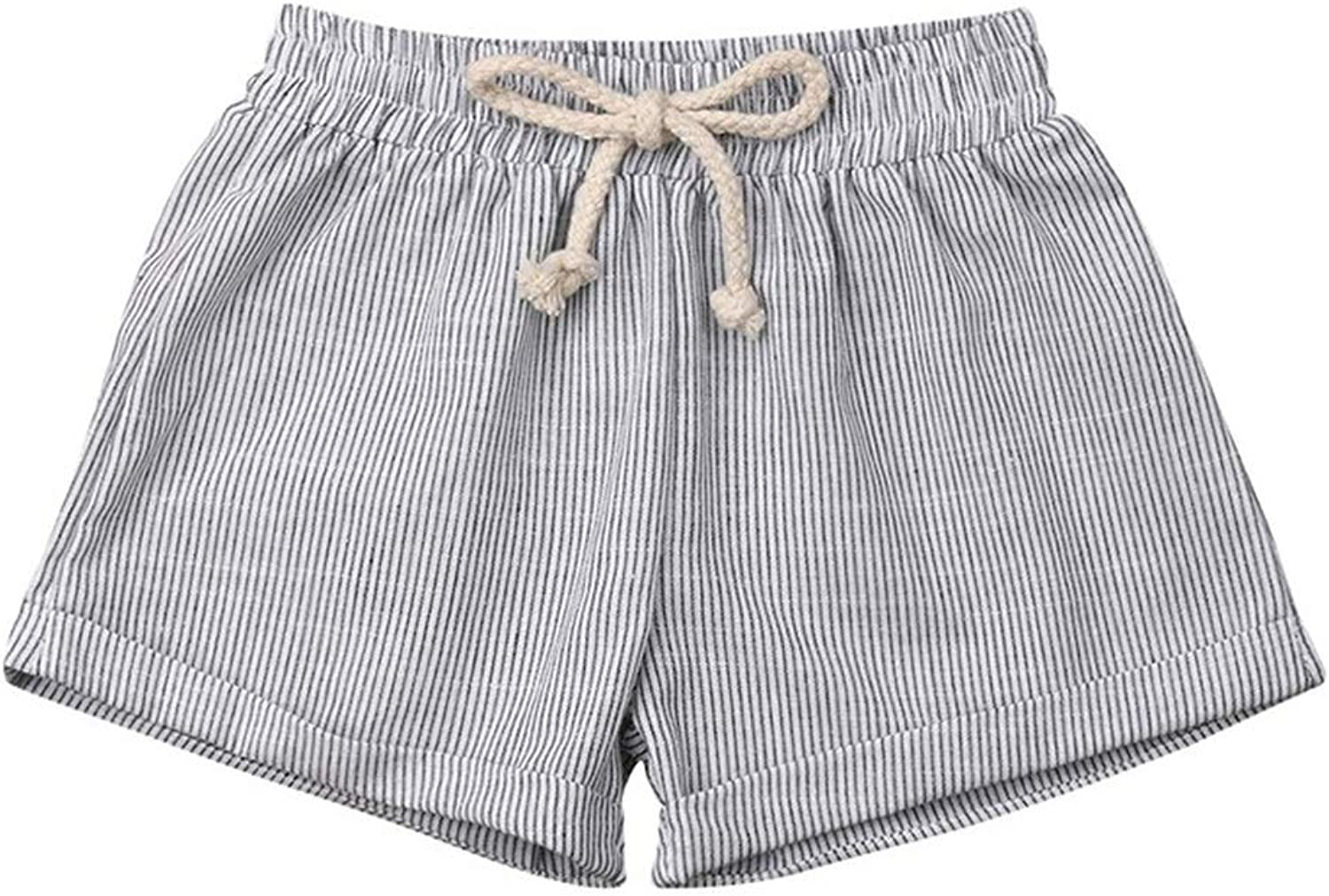 Kid Summer Casual Shorts Baby Bloomers Boy Girl Cotton Shorts Kids Summer Trousers Pants