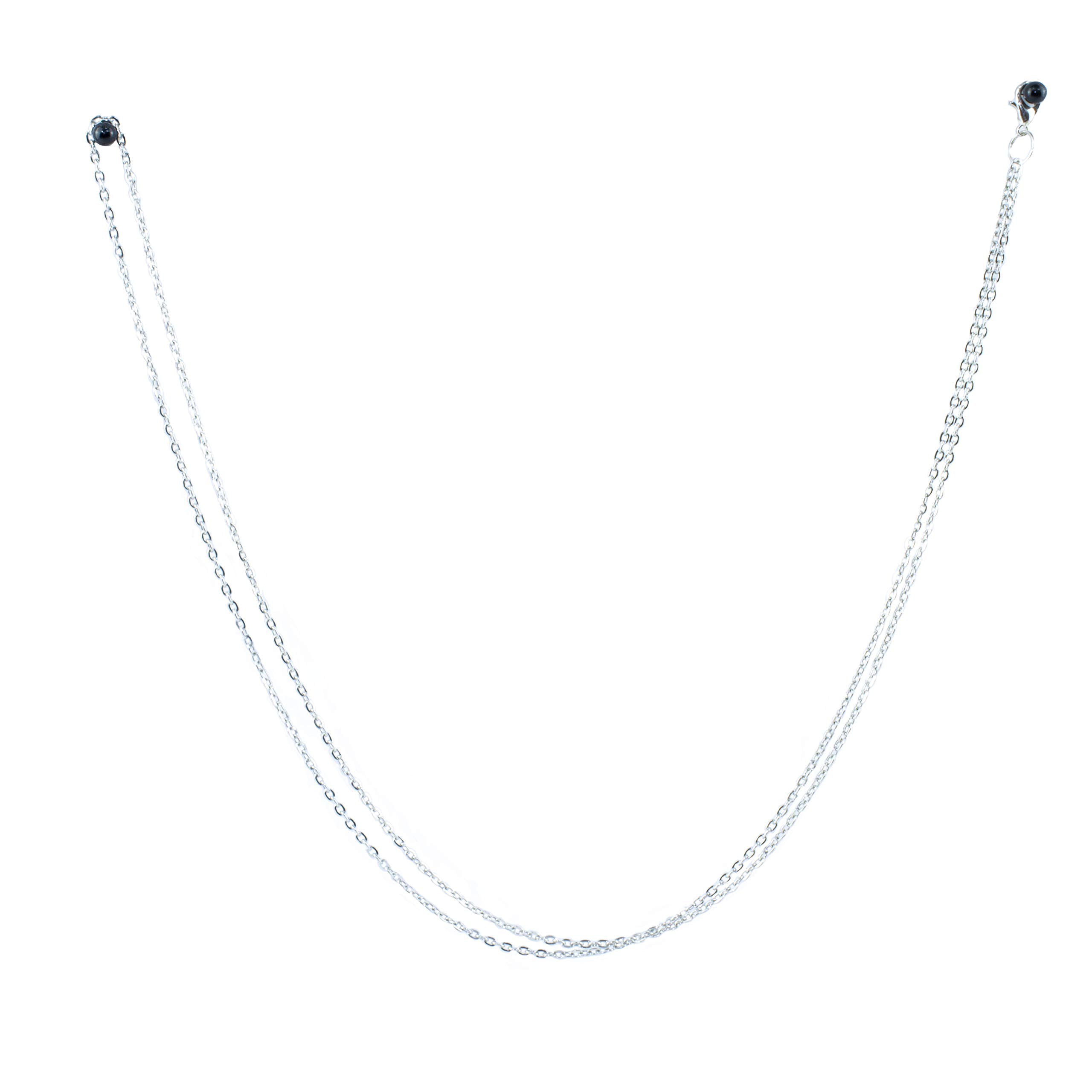 Monocle Chain - Silver
