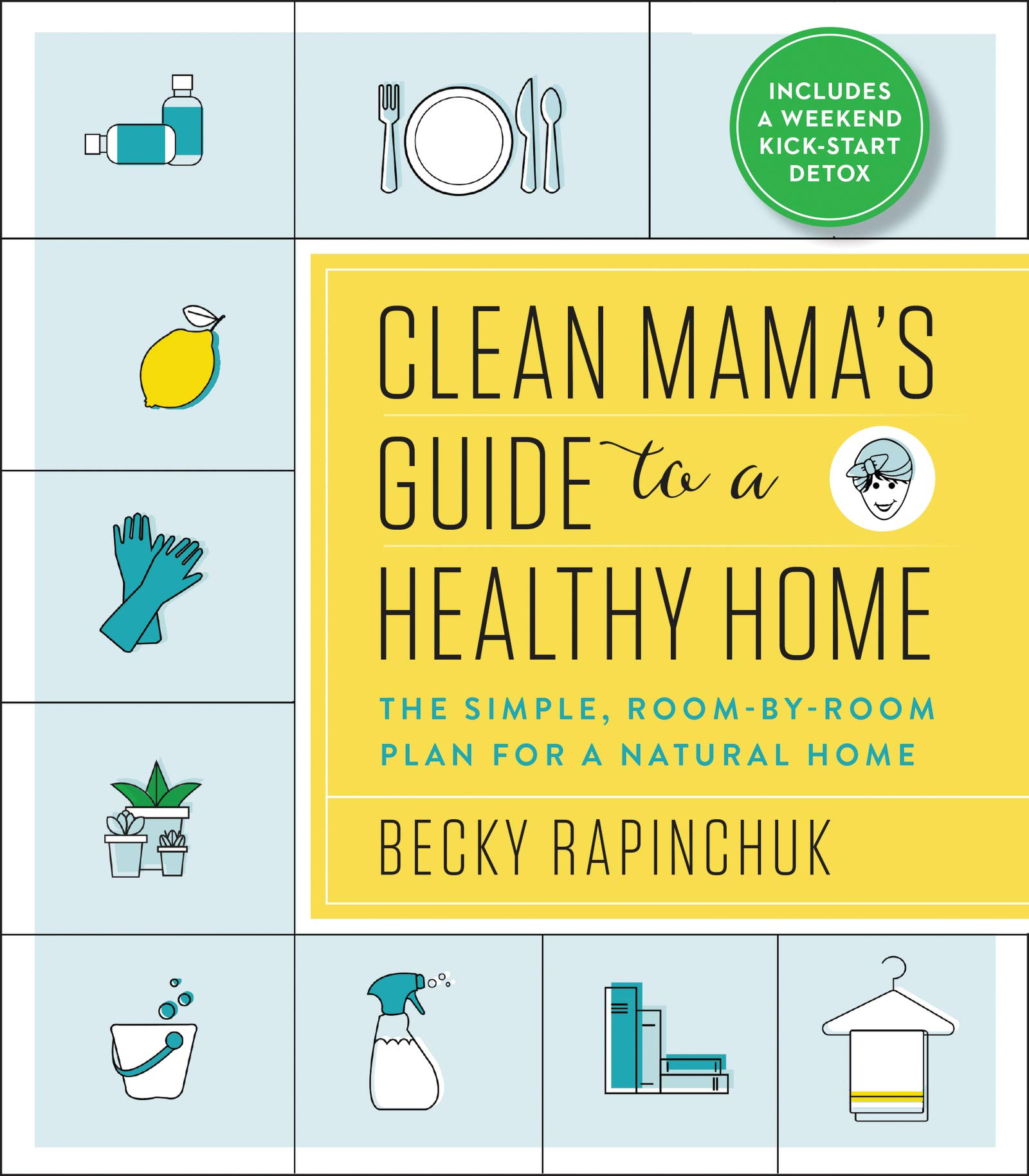 Clean Mamas Guide Healthy Room product image