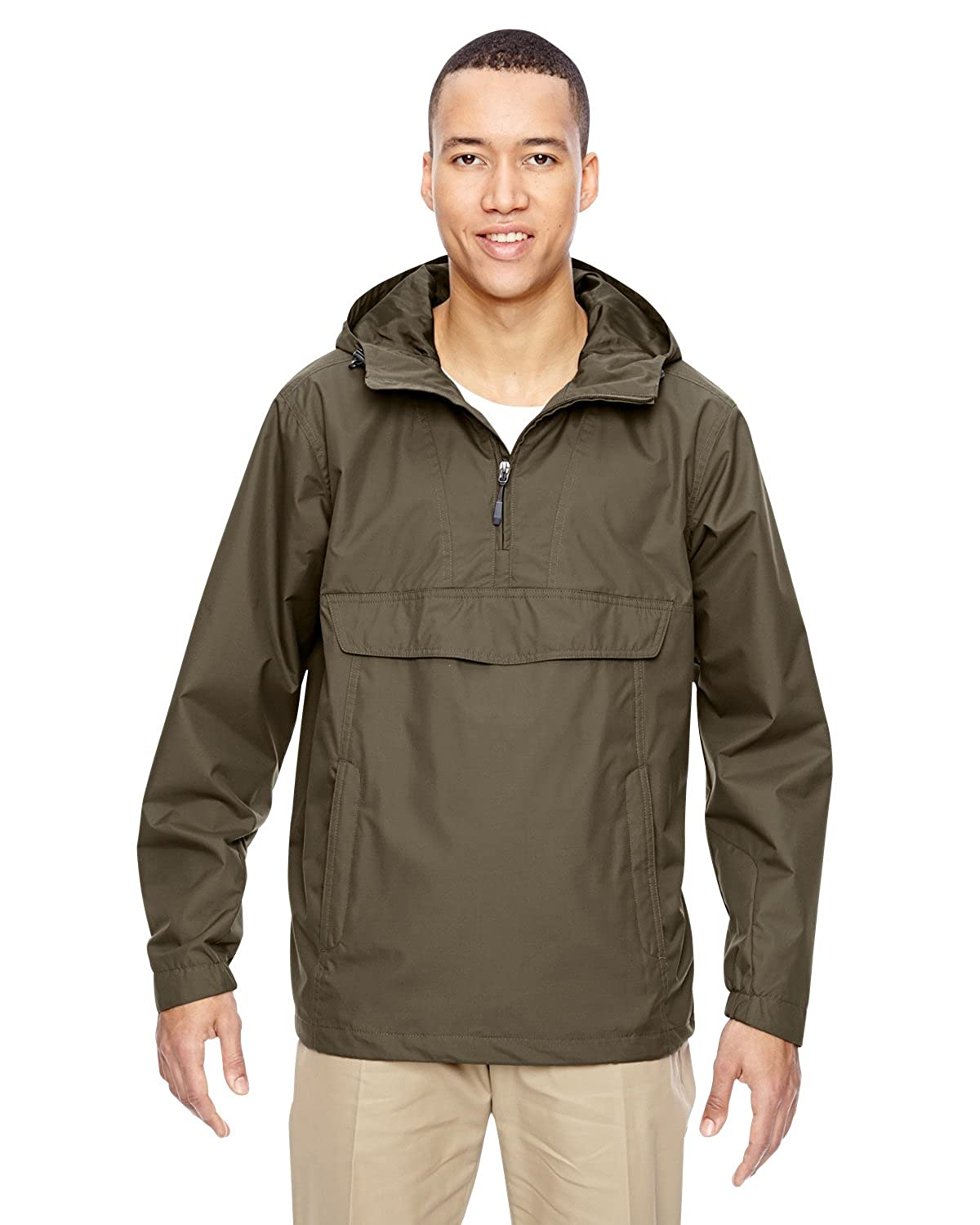 Men's Excursion Intrepid Lightweight Anorak DK OAKMOSS 487 2XL