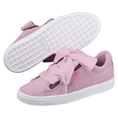 Wn Heart Street Women's 2 S Puma Sneakers Suede f6yY7gb