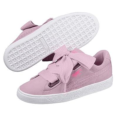 71d21c99b2 Puma Women's Suede Heart Street 2 Wn s Sneakers