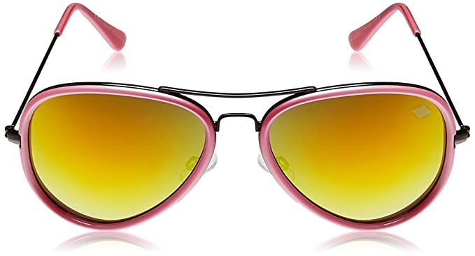 afc0f11ad2 Lee Cooper Aviator Sunglasses (Pink) (LC9055FOBPinkREV