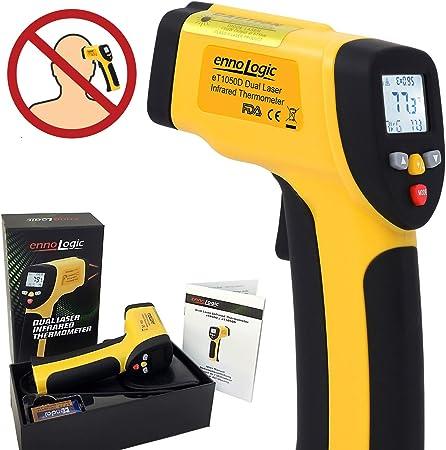 Ennologic Et650d Thermometre Infrarouge Pas Pour La Temperature