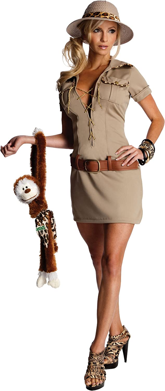 Tarzan Secret Wishes Hunter Jane Costume