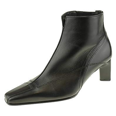 Gabor, Damen Stiefel & Stiefeletten schwarz schwarz: Amazon