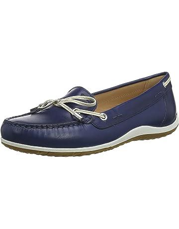 eb991fc5165889 Geox D Vega MOC B, Mocassins (Loafers) Femme