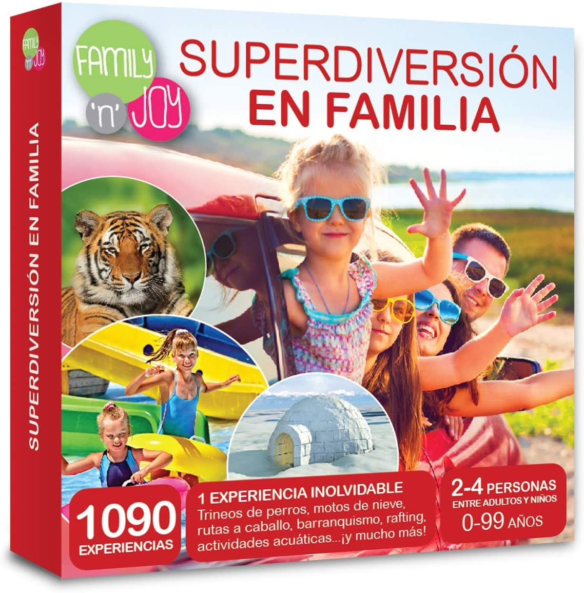 family n joy superdiversion en familia