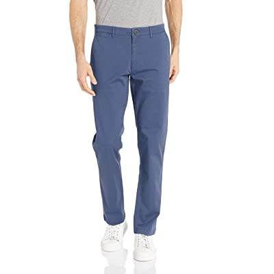 "Brand - Goodthreads Men's ""The Perfect Chino Pant "" Slim-Fit Washed Comfort Stretch: Clothing"
