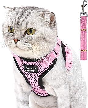 Amazon.com: Kamots - Arnés para gatos y perros, a prueba de ...
