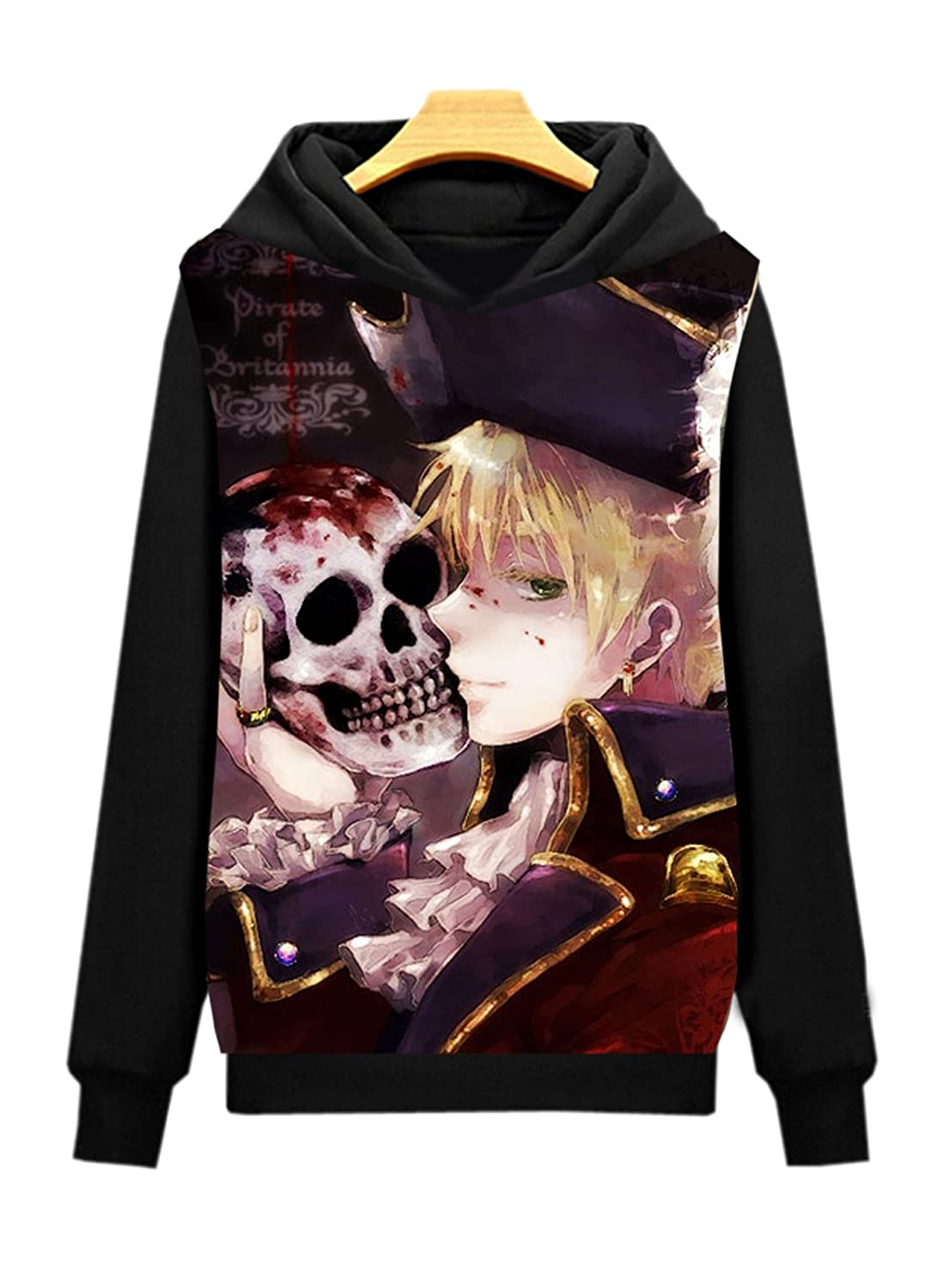 Dreamcosplay Hetalia: Axis Powers Arthur Kirkland Pullover Hoodies (Asian Size L)