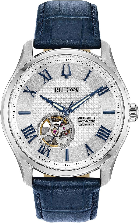 Bulova Reloj automático (Modelo: 96A206