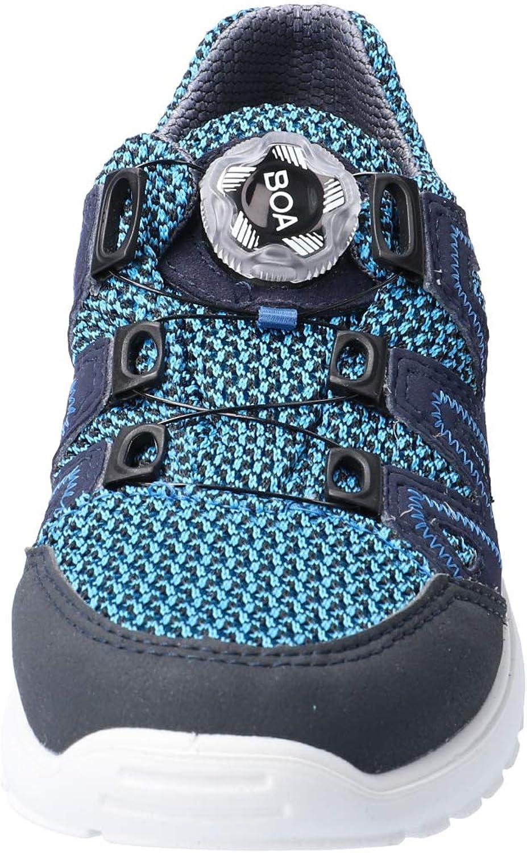 Weite RICOSTA Kinder Slip-On Sneaker KEED WMS Mittel