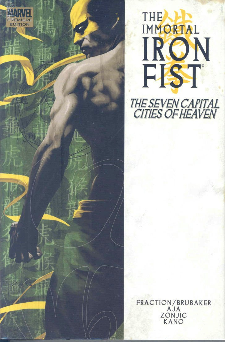 Immortal Iron Fist Vol. 2: The Seven Capital Cities of Heaven (New Avengers) pdf